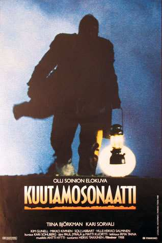 mlscover Olli Soinio   Kuutamosonaatti AKA The Moonlight Sonata (1988)