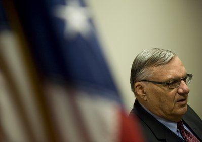 capt92e64aa998cb4f86be9 AZ Sen GOP Poll Watch: Sheriff Joe Arpaio Leads the Republican Pack