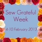 Sew Grateful Week