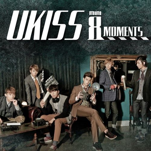 [Mini Album] U-KISS - Moments [8th Mini Album]