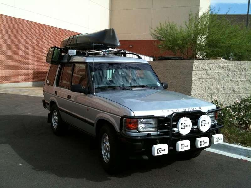 Mirror bracket for lights land rover forums land rover and range rover forum - Land rover garage near me ...