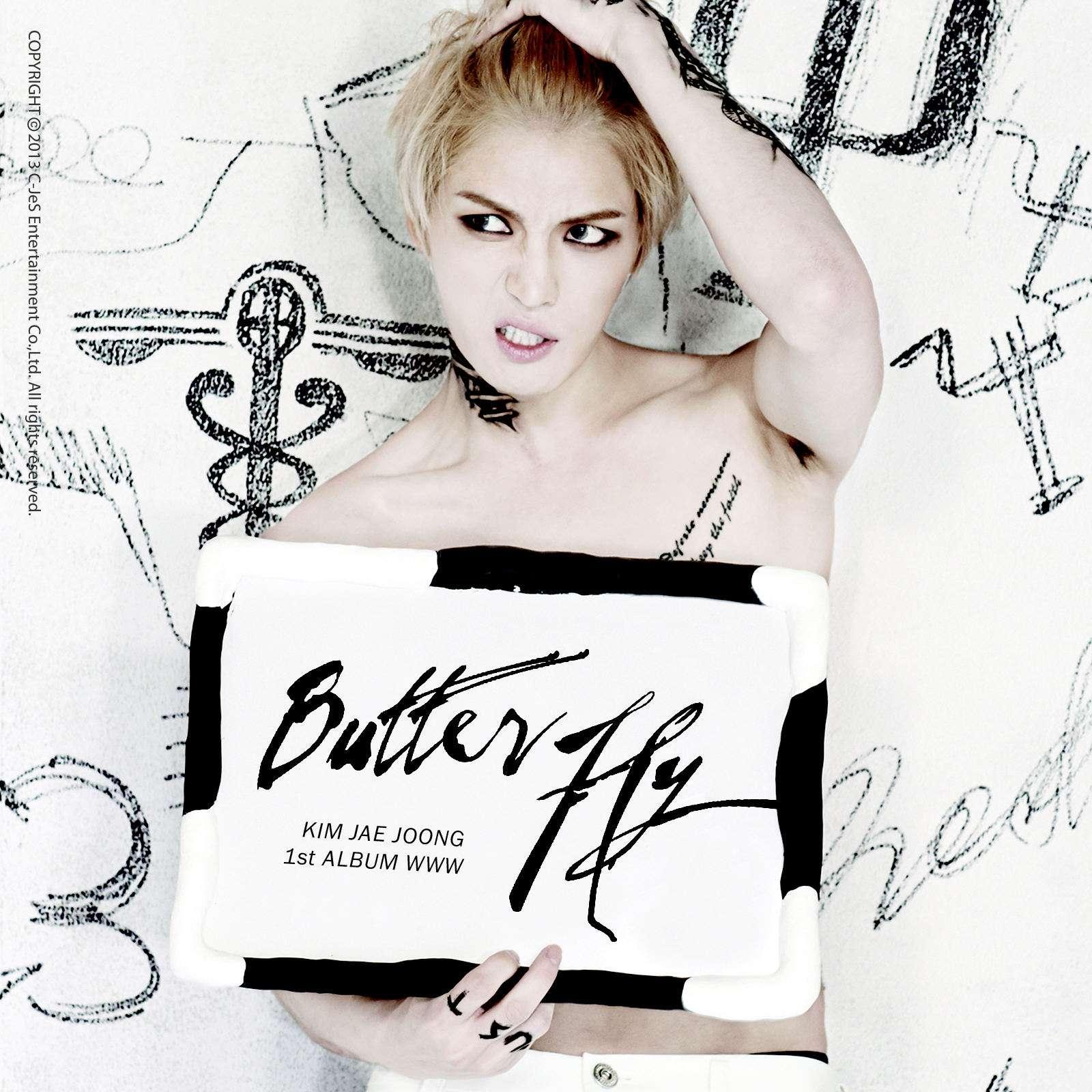 [Single] Kim Jae Joong - Butterfly [Digital Single]