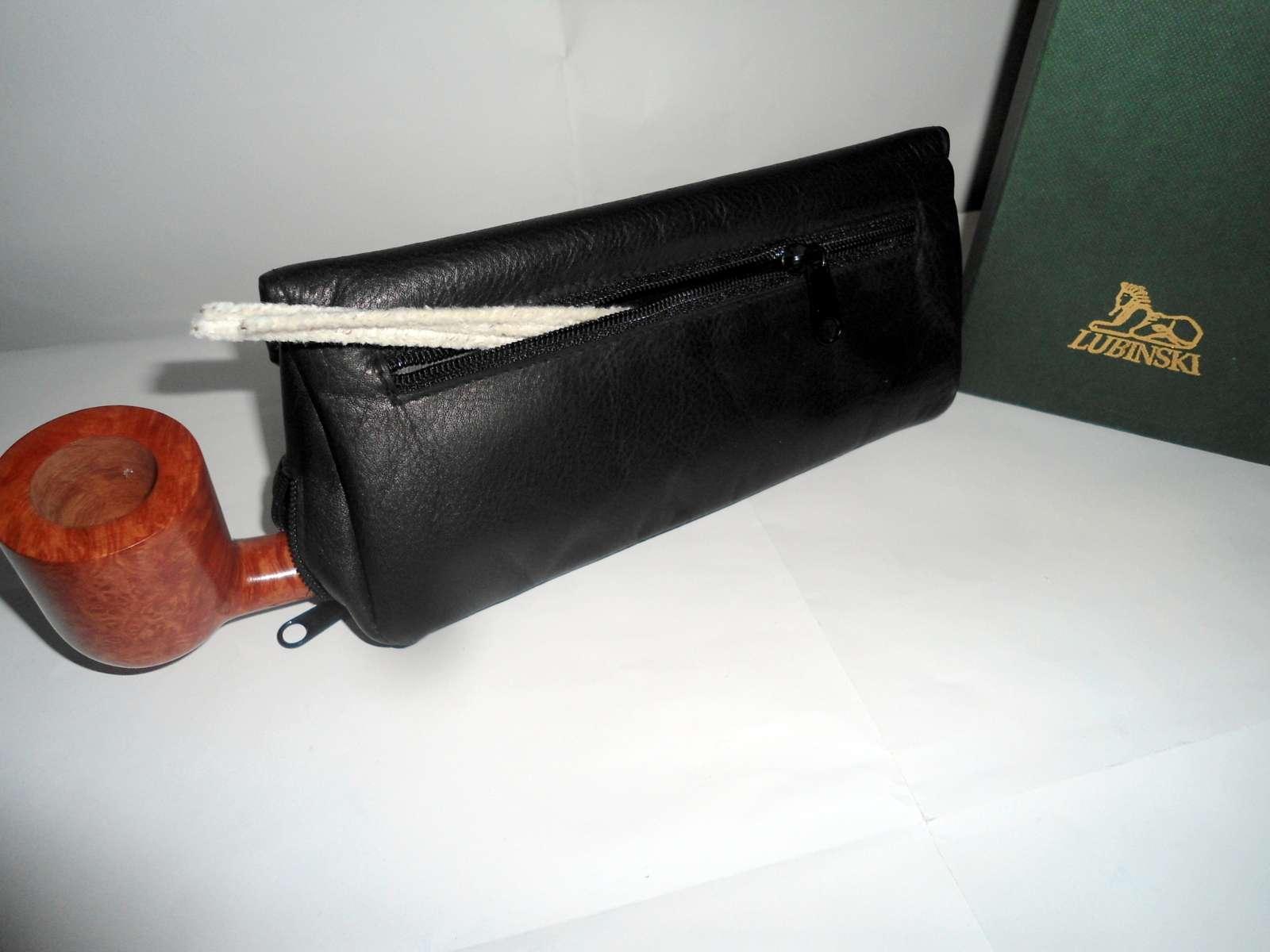 Borsello porta pipa porta tabacco sacchetta lubinski i709 - Porta tabacco pipa ...