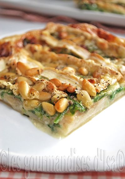  Quiches, Tartes sales, Pizzas