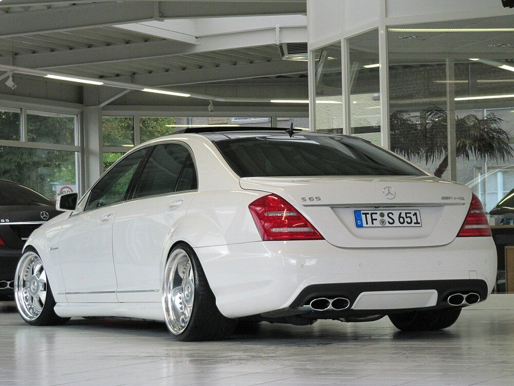Power Cars Mercedes Benz S 65 Amg By Mae