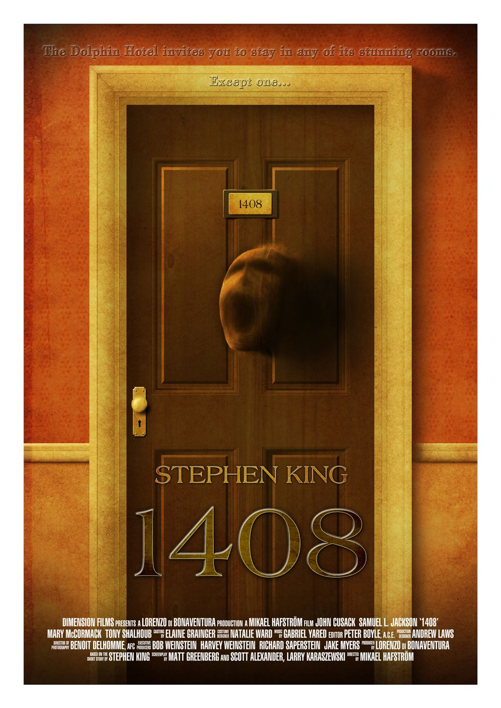 1408 for Stephen king habitacion 1408