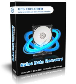 Raise Data Recovery v5.12.0