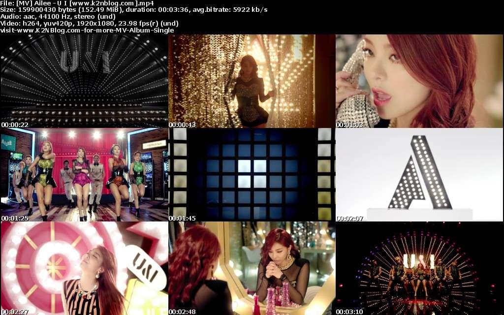 [MV] Ailee - U&I [HD 1080p Youtube]
