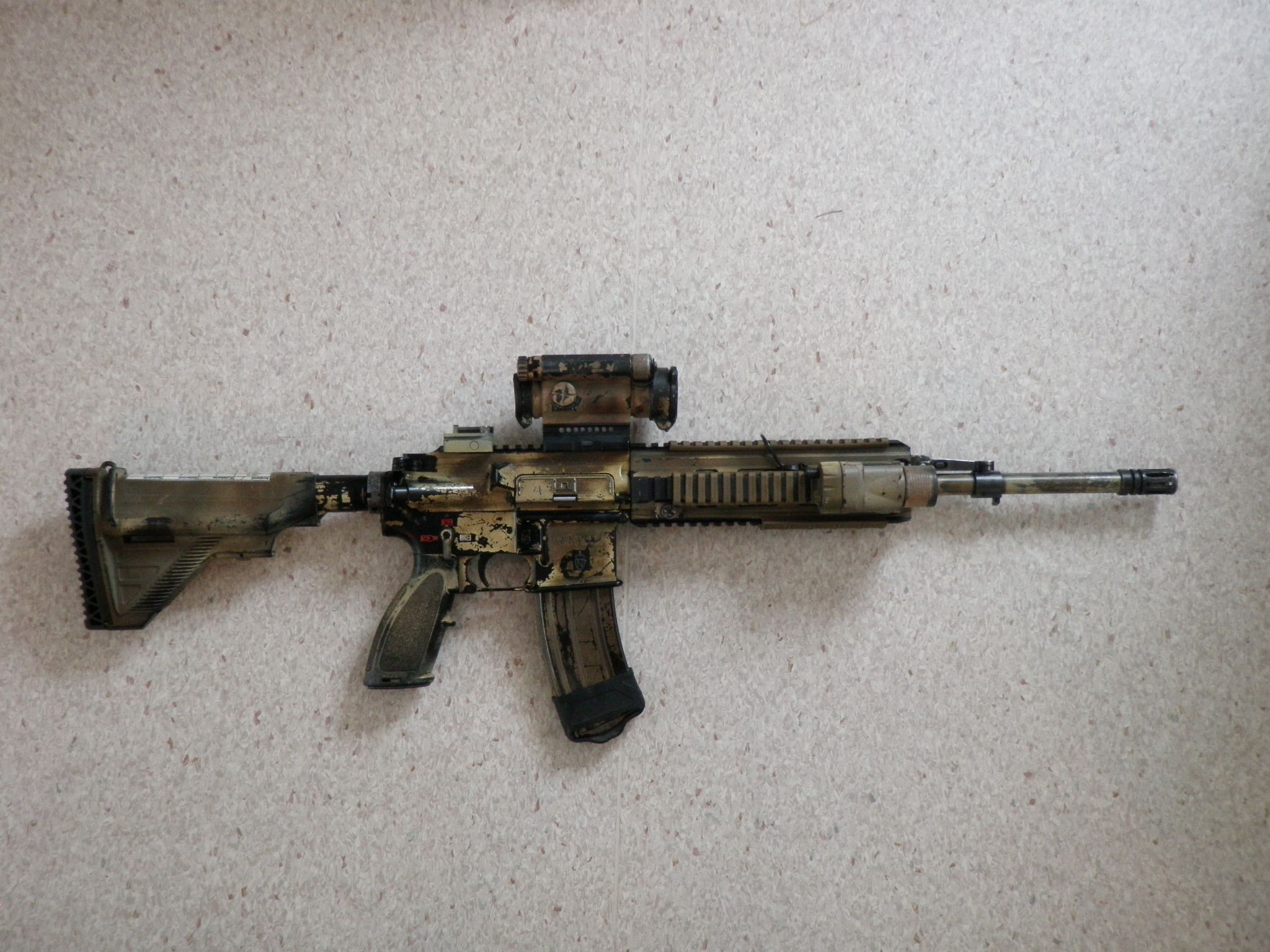 Image Result For Cobra Mark Weapons Build